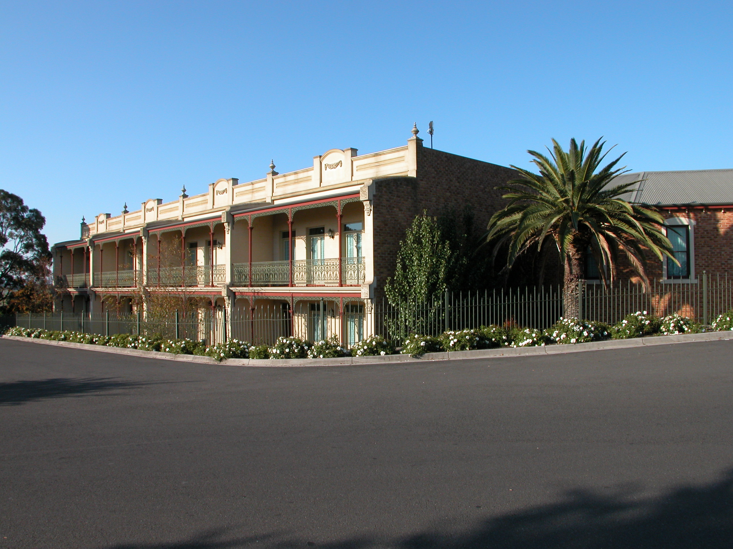 The Terrace Motel - Hervey Bay Accommodation