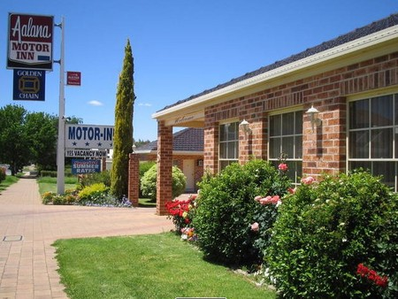 Aalana Motor Inn - Hervey Bay Accommodation