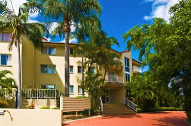 Bayview Waters Apartments - Hervey Bay Accommodation