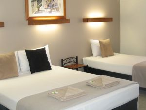 Quilpie Motor Inn - Hervey Bay Accommodation
