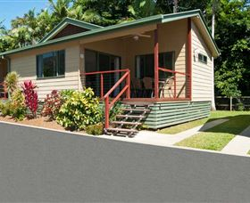 BIG4 Cairns Crystal Cascades Holiday Park - Hervey Bay Accommodation