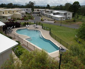 Gympie Pines Fairway Villas - Hervey Bay Accommodation