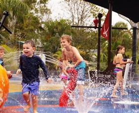 BIG4 Treasure Island Holiday Park - Hervey Bay Accommodation