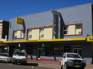 Club House Hotel Gunnedah - Hervey Bay Accommodation