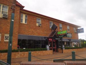 Gunnedah Hotel - Hervey Bay Accommodation