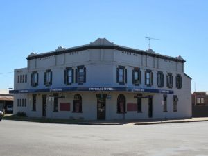 Imperial Hotel Gunnedah - Hervey Bay Accommodation