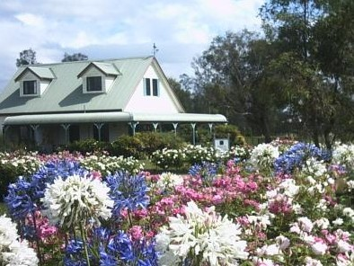 Emmas Cottage Vineyard - Hervey Bay Accommodation
