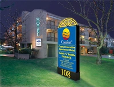 Comfort Capital Executive Apartment Hotel - Hervey Bay Accommodation