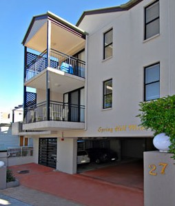 Spring Hill Mews - Hervey Bay Accommodation