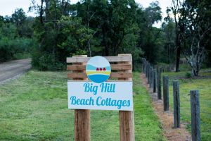 Big Hill Beach Cottages - Hervey Bay Accommodation