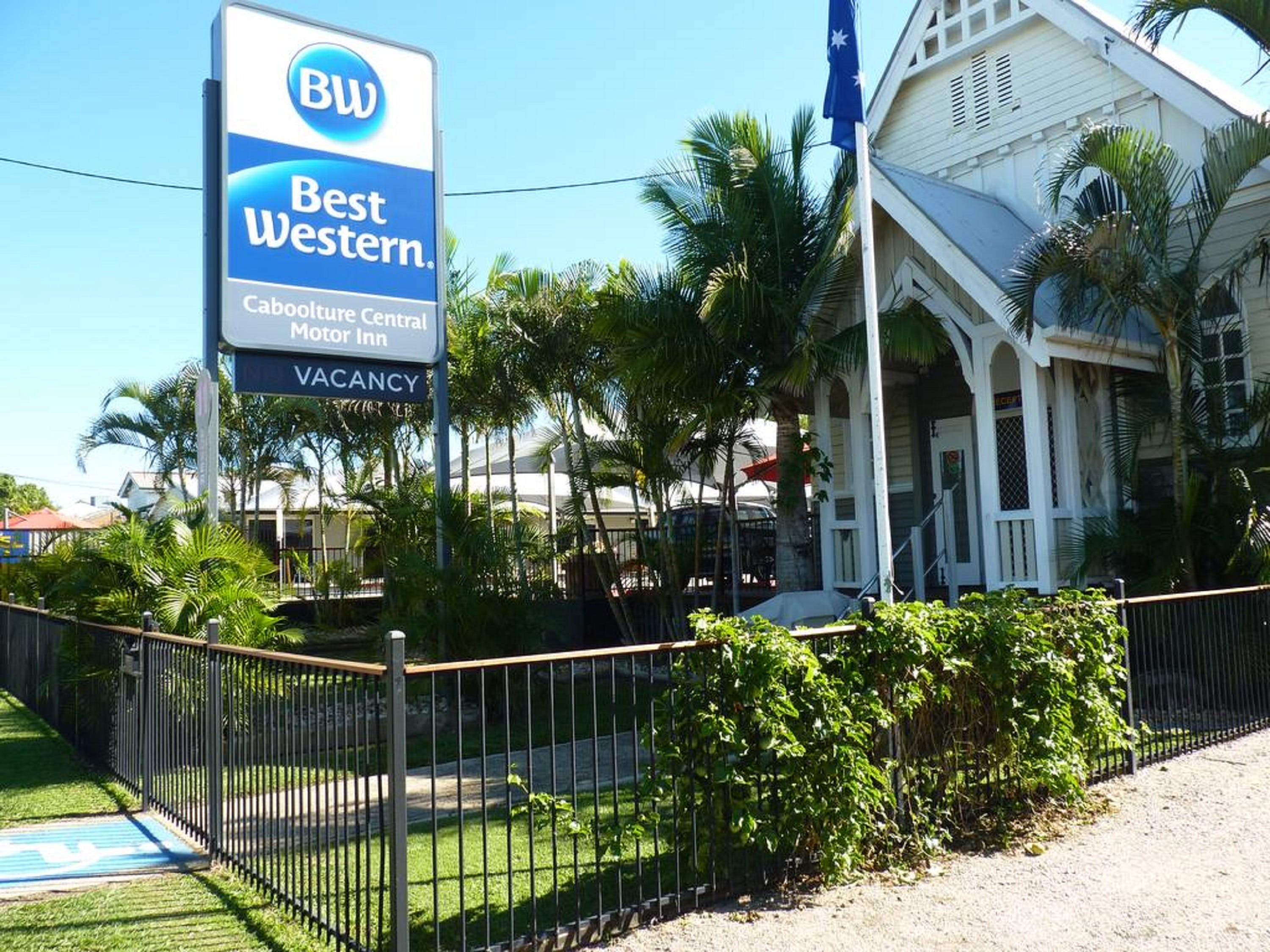 Best Western Caboolture Central Motor Inn - Hervey Bay Accommodation