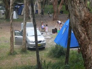 Hungry Gate campground - Hervey Bay Accommodation