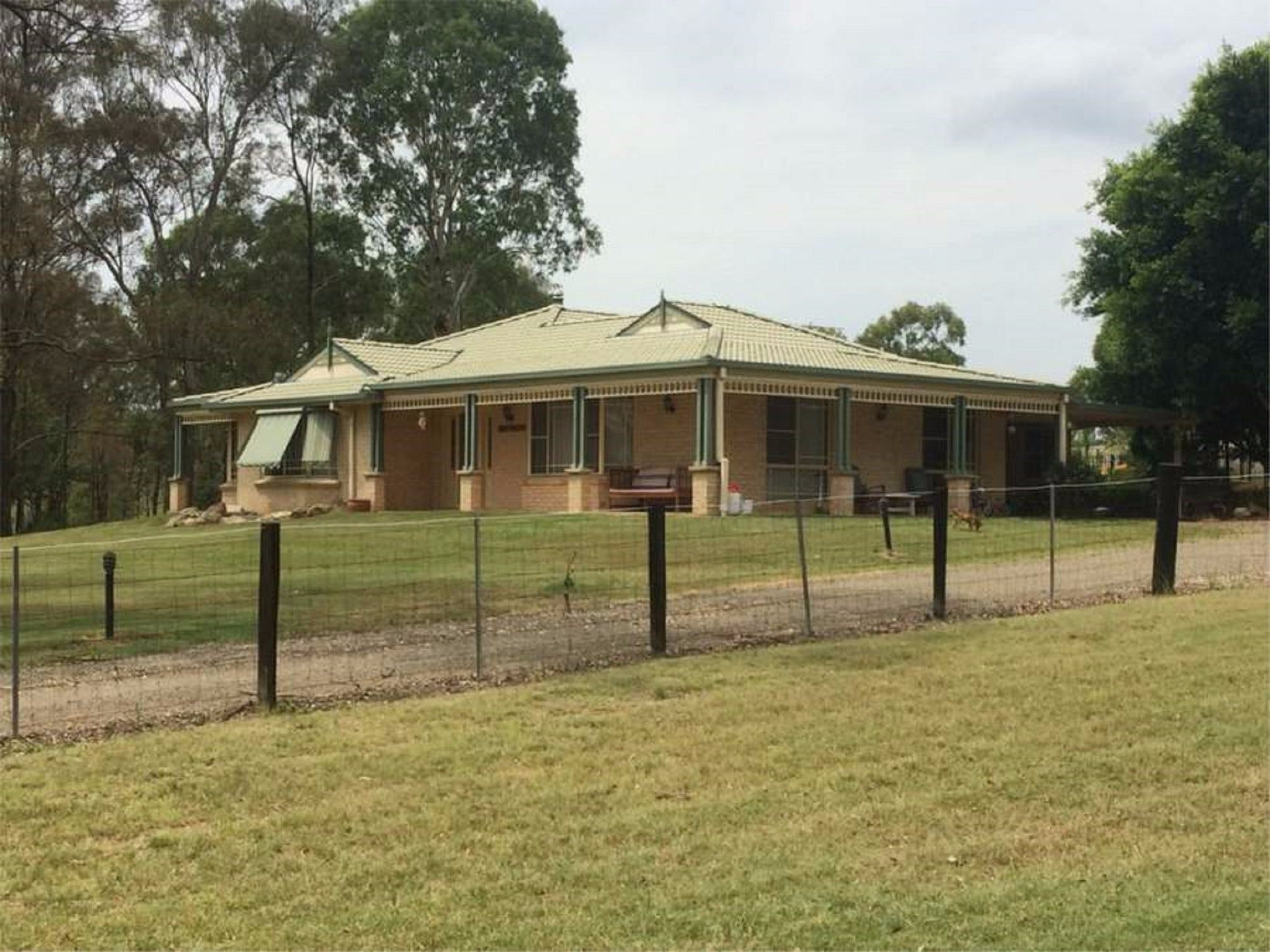 Merewether Homestead - Hervey Bay Accommodation