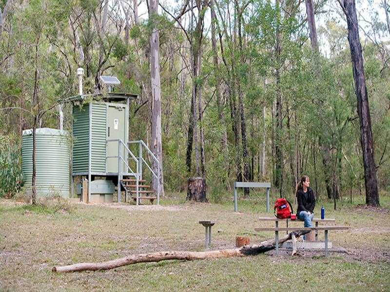 Ten Mile Hollow campground - Hervey Bay Accommodation