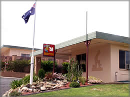 Gold Panner Motor Inn - Hervey Bay Accommodation