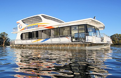 All Seasons Houseboats - Hervey Bay Accommodation