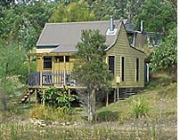 Mimosa Hill Wildflower Farm Cottages - Hervey Bay Accommodation