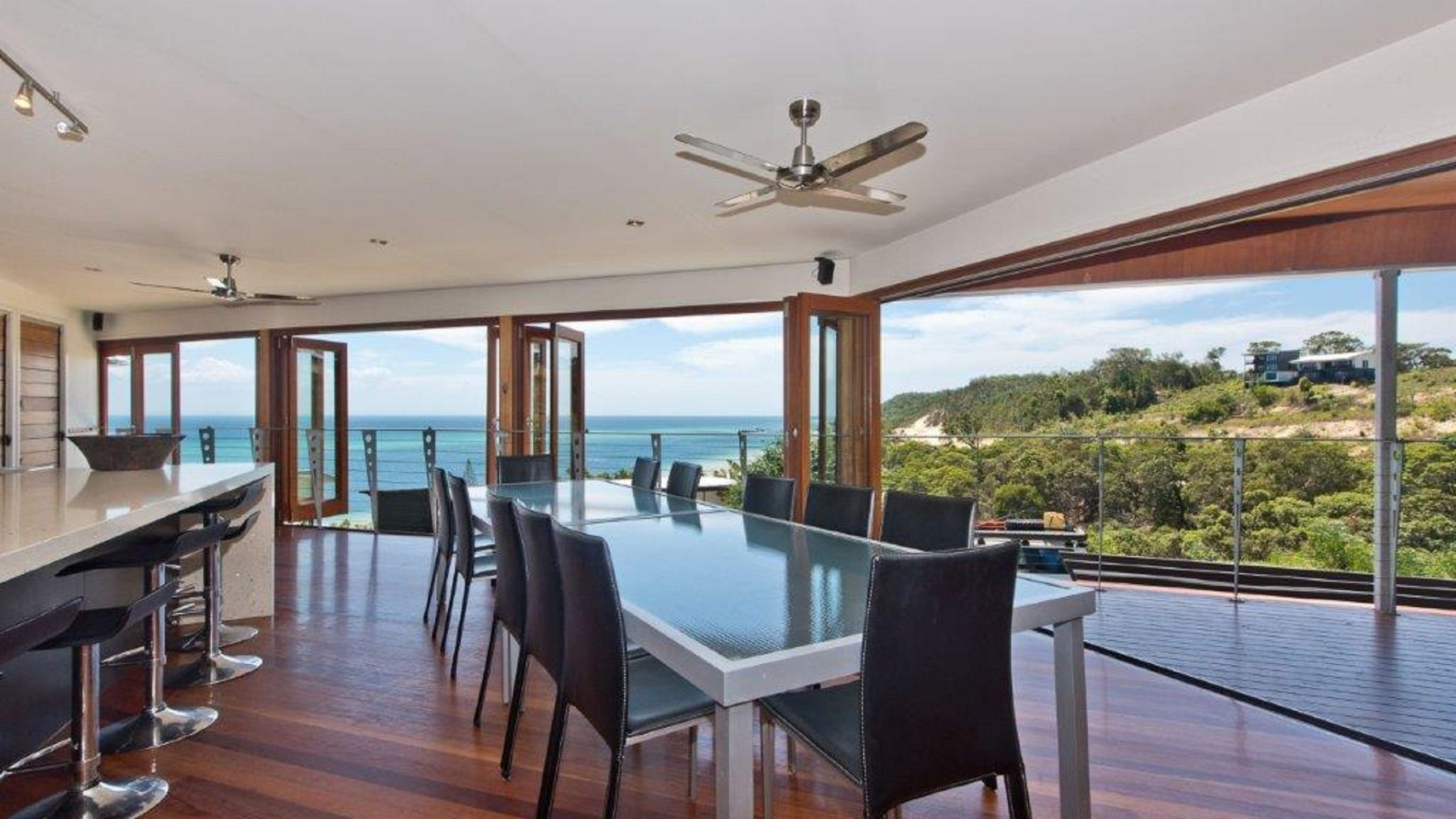 Tangalooma Hilltop Haven - Hervey Bay Accommodation