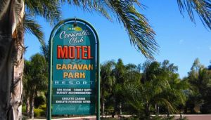 Coomealla Club Motel and Caravan Park Resort - Hervey Bay Accommodation