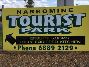 Narromine Tourist Park and Motel - Hervey Bay Accommodation