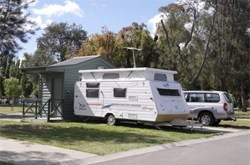 BIG4 Ballarat Goldfields Holiday Park - Hervey Bay Accommodation