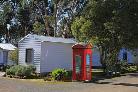Shady Acres Caravan Park Ballarat - Hervey Bay Accommodation