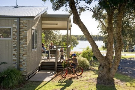 Lake Ainsworth Holiday Park - Hervey Bay Accommodation