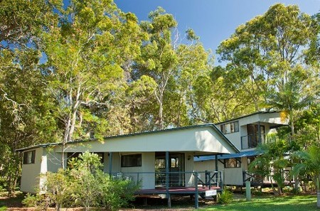 Wooli River Lodges - Hervey Bay Accommodation