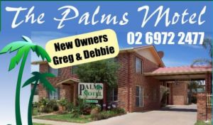 The Palms Motel - Hervey Bay Accommodation