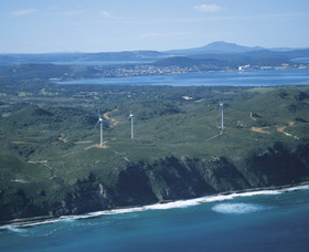 Albany Wind Farm - Hervey Bay Accommodation