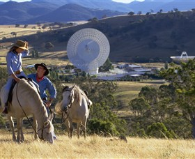 Canberra Deep Space Communication Complex - Hervey Bay Accommodation