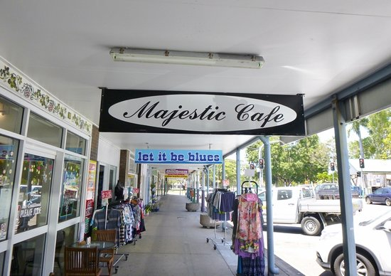 Majestic Cafe - Hervey Bay Accommodation