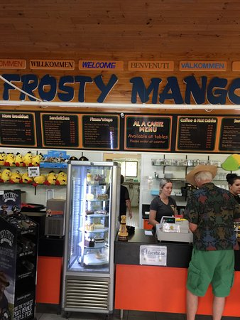 Frosty Mango - Hervey Bay Accommodation