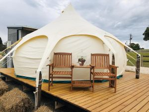 Bukirk Glamping - Hervey Bay Accommodation