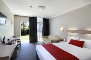 Econo Lodge Tamworth - Hervey Bay Accommodation