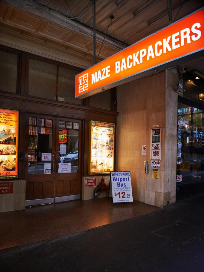 Maze Backpackers - Sydney - Hervey Bay Accommodation