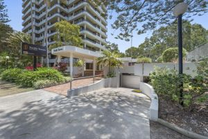 Pacific Towers Beach Resort - Hervey Bay Accommodation
