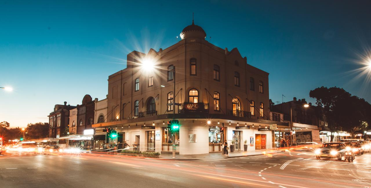 Crown Hotel Surry Hills - Hervey Bay Accommodation