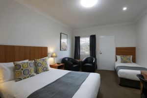 Cadman Motor Inn and Apartments - Hervey Bay Accommodation
