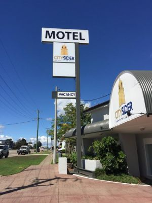 City Sider Motor Inn - Hervey Bay Accommodation