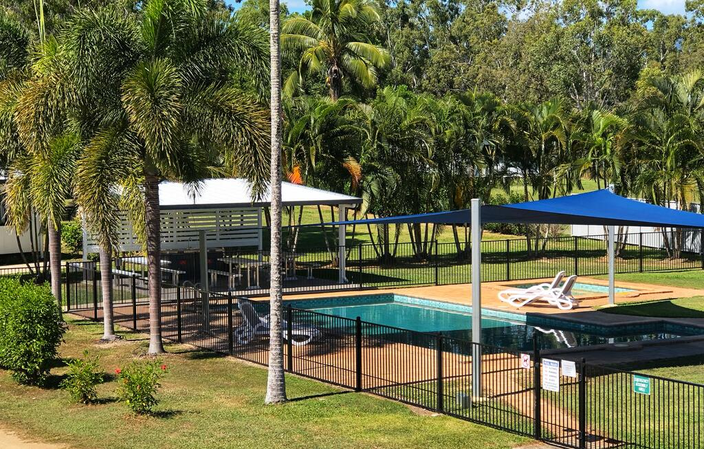 Crystal Creek Caravan Park - Hervey Bay Accommodation