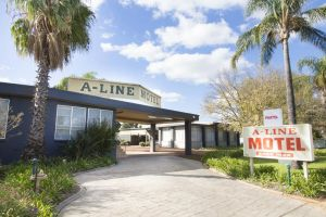 A Line Motel - Hervey Bay Accommodation