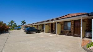 Aalbany Motel Narrabri - Hervey Bay Accommodation