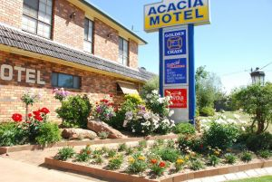 Acacia Motel - Hervey Bay Accommodation