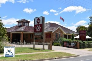 Best Western Plus All Settlers Motor Inn - Hervey Bay Accommodation