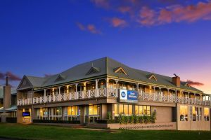 Best Western Sanctuary Inn - Hervey Bay Accommodation